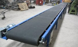 Băng tải cao su giá rẻ chất lượng iso TPHCM 3