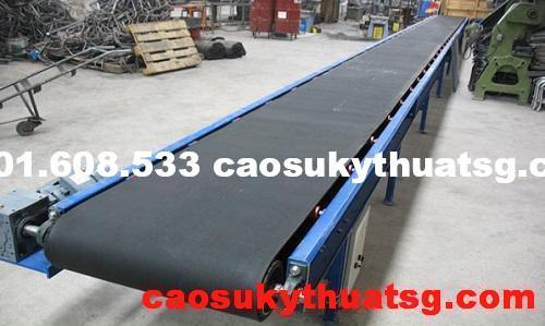 Băng tải cao su giá rẻ chất lượng iso TPHCM 1