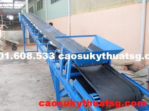 Băng tải cao su giá rẻ chất lượng iso TPHCM 4