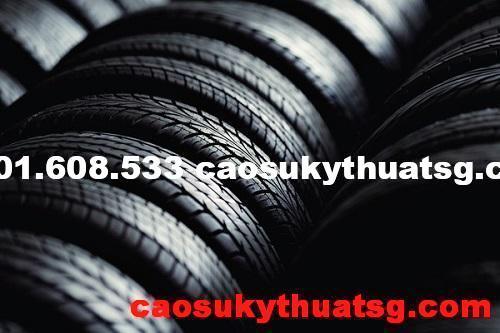 Lốp xe được sản xuất từ cao su