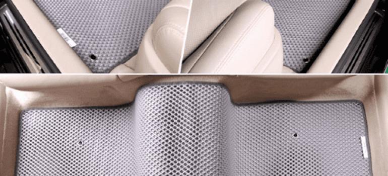 thảm ló sàn ô tô bằng cao su