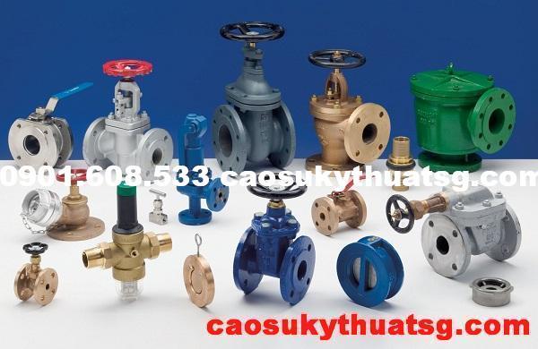 Các ứng dụng thực tiễn của van công nghiệp trong ngành công nghiệp sản xuất 2