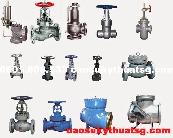 Các ứng dụng thực tiễn của van công nghiệp trong ngành công nghiệp sản xuất 1