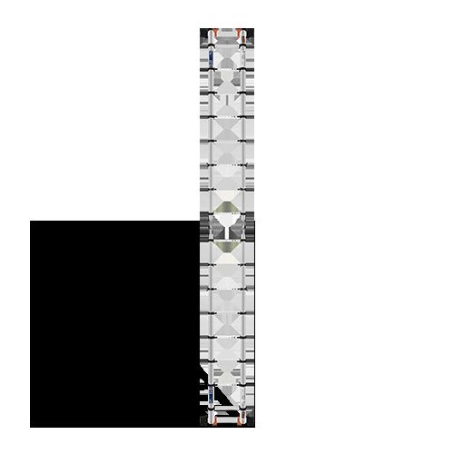 Hiểm họa khi sử dụng thang nhôm điện lực sai cách, thang nhôm kém chất lượng 7
